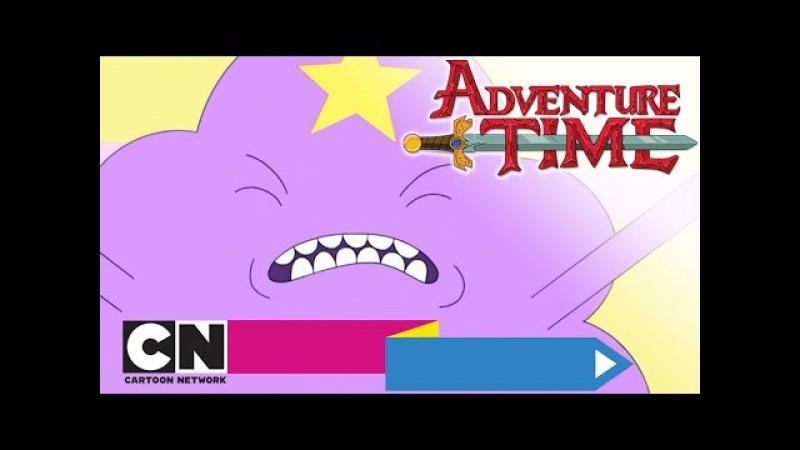 Время приключений | Конфетные улицы Только для магов (серия целиком) | Cartoon Network