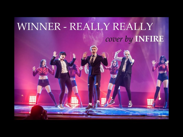 [FTD 2017] WINNER - REALLY REALLY cover by INFIRE