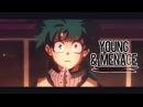 YOUNGMENACE bnha - todo / baku / deku