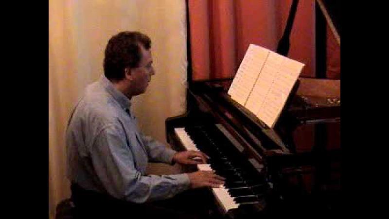 Bourrée - L. Mozart - Loso Linkshänderklavierschule - Band I/1 - grand piano by Geza Loso