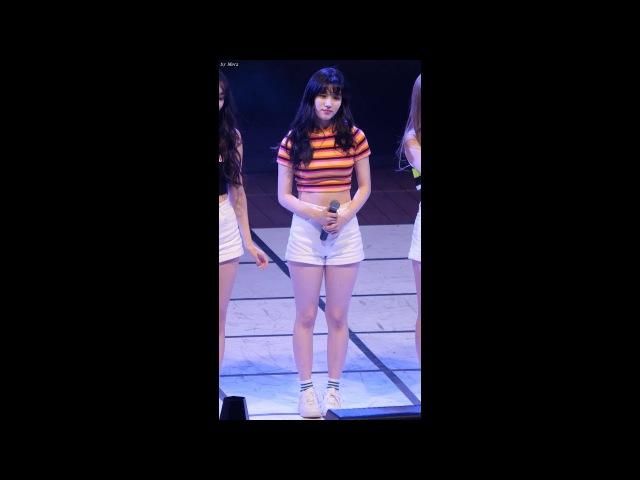 170625 프리스틴 (PRISTIN) Over n Over (오버앤오버) [시연] XIYEON 직캠 Fancam (FUNFUN 댄스오디션 결선) by Mera