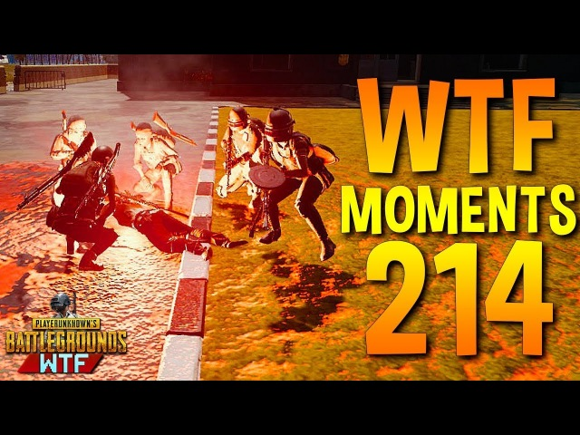 PUBG Daily Funny WTF Moments Highlights Ep 214 (playerunknown's battlegrounds Plays)