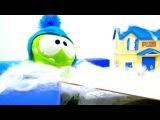 Видео с игрушками - Ам ням играет на улице - Диди тв