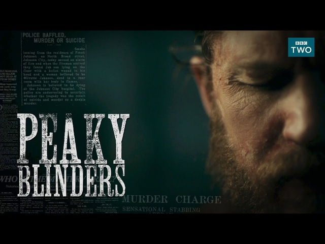 Luca meets with Alfie Solomons - Peaky Blinders Episode 5 Preview - BBC Two