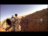 Сирия. Хомс. Бои на северо-востоке от Пальмиры.