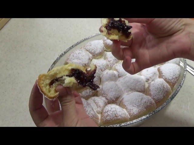 Buchteln -вкуснейшие булочки с начинкой
