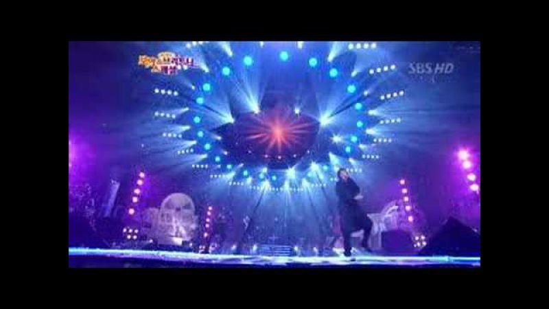TVXQ 1st time perform in stage on 26-12-2003