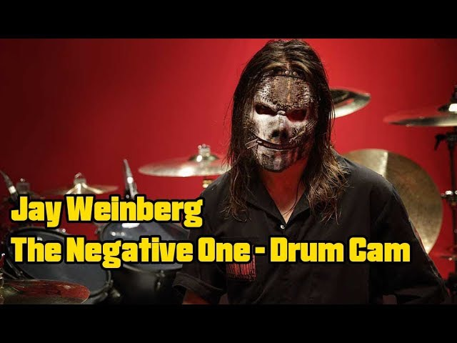 SLIPKNOT - THE NEGATIVE ONE (Live Jay Weinberg Drum Cam)