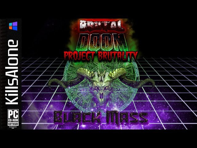 Project Brutality 3 0 Test 2017 Project Black Mass UAC Prison Lab 666 beta map
