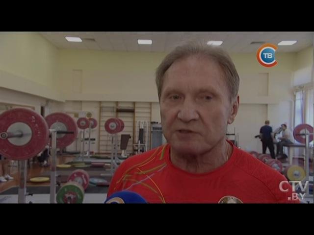 Молодые надежды на медали сборная Беларуси по тяжелой атлетике готовится к Оли