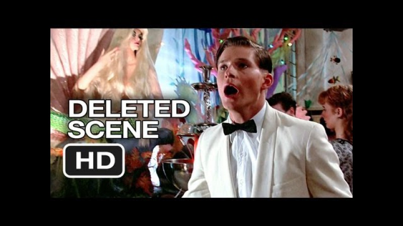 Back to the Future Deleted Scene - Phone Booth (1985) - Michael J. Fox Movie HD