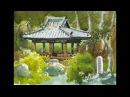Choe SSi art studio/ landscape of korean temple최병화수채水彩畵 화/수채풍경화(농산정)