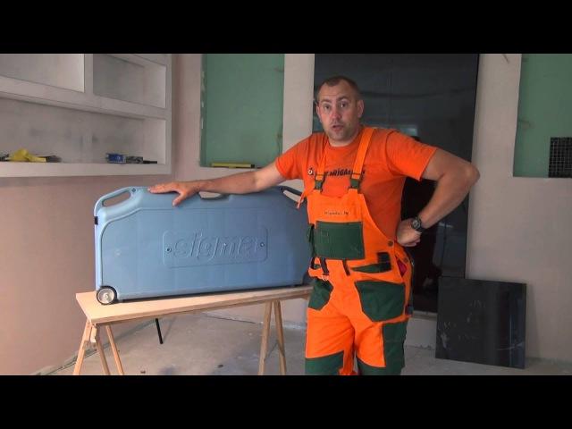 Плиткорез для сложных работ, SIGMA, Вечер мастеров Reaton Ltd. Brigada1.lv
