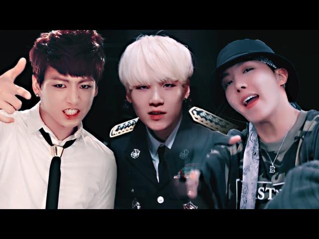 BTS - 상남자 BOY IN LUV X 쩔어 DOPE X MIC DROP REMIX (MASHUP)