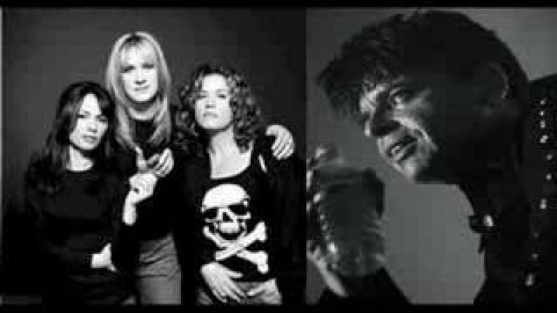 Gary Numan VS The Bangles - Are Friends Egyptian?