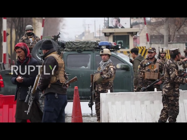 Afghanistan One dead 6 injured in Kabul suicide attack