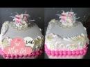 Cách Làm Bánh Kem Đơn Giản Đẹp ( 146 ) Cake Icing Tutorials Buttercream ( 146 )