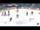 Моменты из матчей КХЛ сезона 16/17 • Гол. 1:0. Жайлауов Талгат (Барыс) в касание в пустой угол 30.08