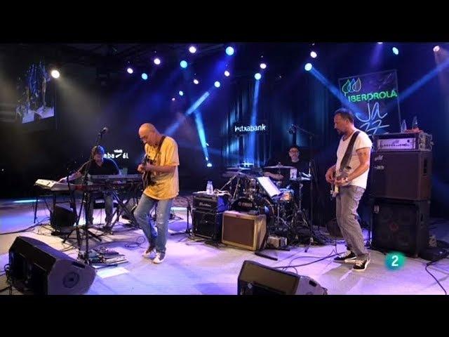 Larry Carlton Quartet - Vitoria, Alava, Spain - Jul 12, 2017