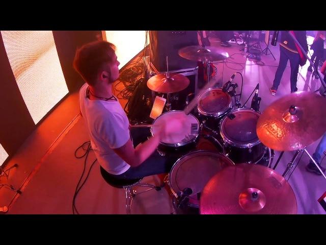 New Sense - Bring Me To Life_drum cover_Aleksandr Set