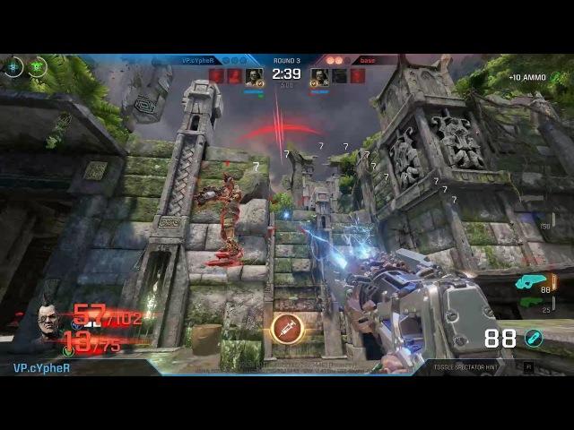 Cypher vs. Base, Grand Final (OK Challenge 1x1)