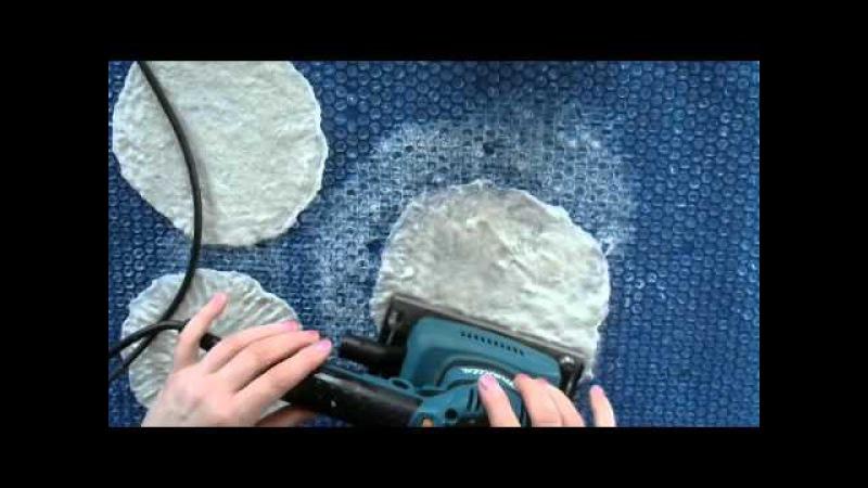Урок для начинающих. Принципы раскладки шерсти.