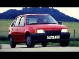 Opel Kadett 5 door E '1984–89