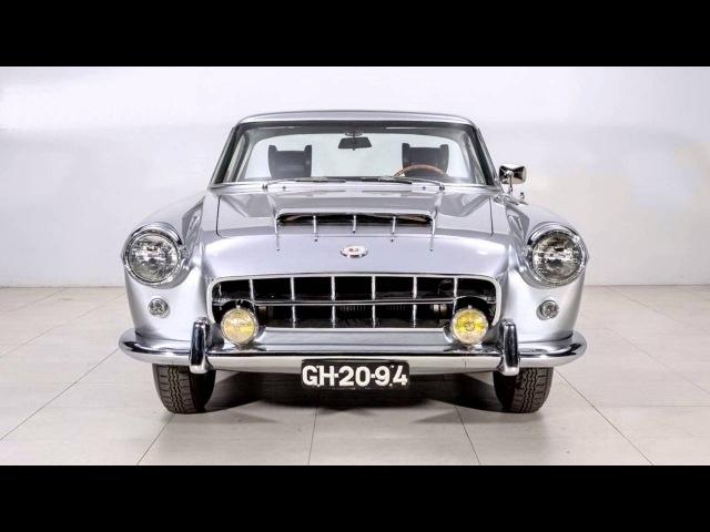 Chevrolet Corvette Coupe by Ghia Aigle '1957