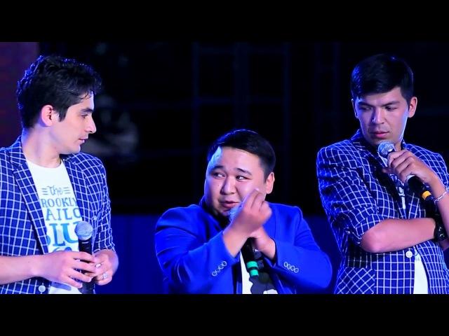 ComedyUZ - Xasan va Xusan Triosi - Qitig'i bor sigir