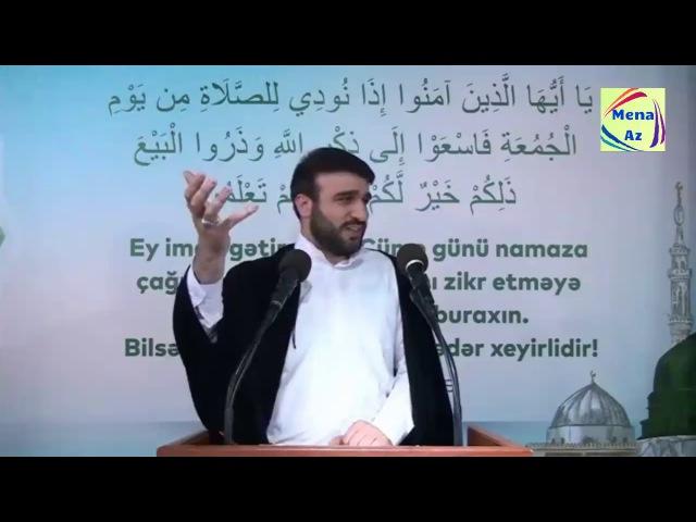 Hacı Ramil Qiyamət günu kim bizdən şikayət edəcək