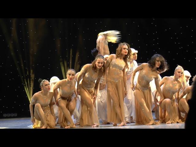 00597 Шоу балет Аллы Духовой Тодес Колпино 01 12 2017 Тамара Павлова