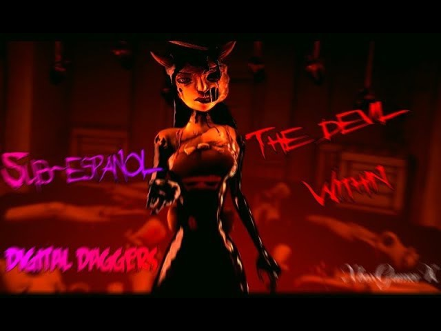 BATIM SFM The Fallen Angel Digital Daggers The Devil Within Sub Español