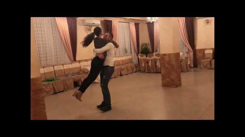 Робочі моменти Олі та Богдана весільний танець,свадебный танец