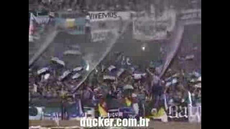 Grêmio x Boca - Libertadores 07 - Tricolor, e dale Tricolor
