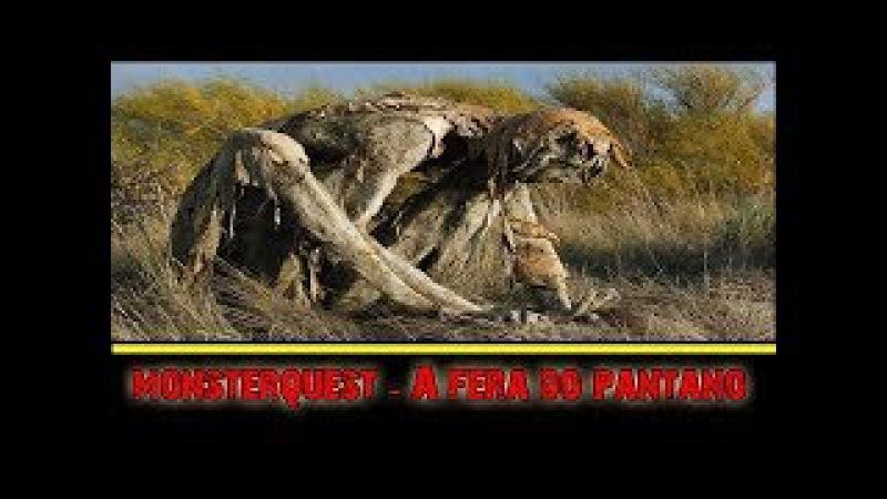 MonsterQuest : A Fera do Pântano