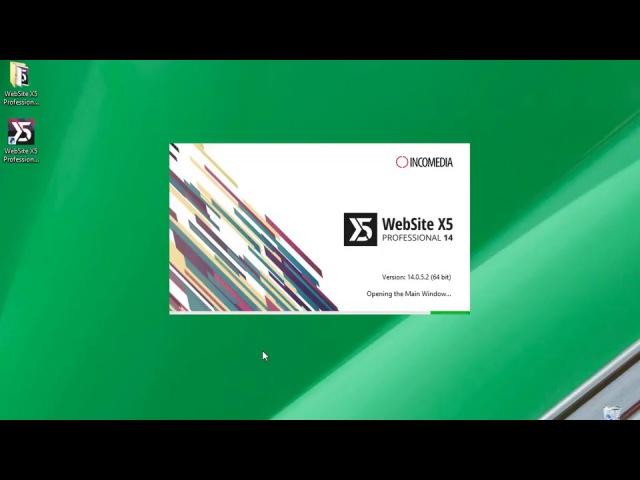 WebSite X5 Professional 14.0.5.2 - активация и ключ
