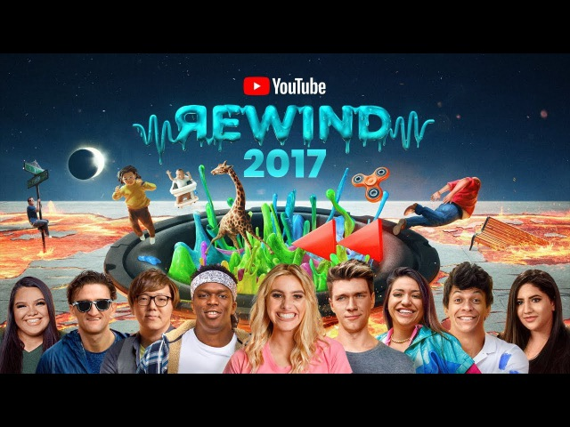 YouTube Rewind: The Shape of 2017 | YouTubeRewind