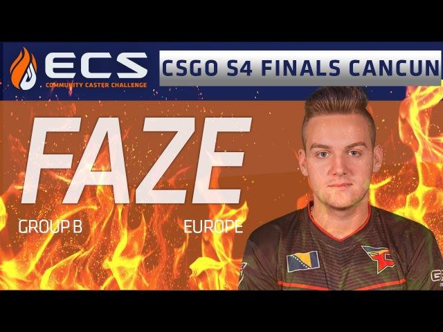 FaZe - Well see you at the finals! (ECS S4 Finals)