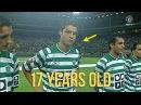 Cristiano Ronaldo in Sporting Lisbon 2002/03 - Ultimate Skills/Dribbling/Goals HD