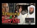 Геноцид в БИРМЕ (Аракан) - Мухаммад аль-Арифи [История, положение, события]