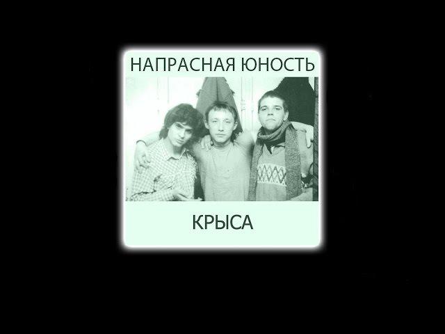(18) Напрасная Юность - Крыса (1991) [Альбом Целиком]