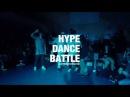 HYPE DANCE BATTLE 2017 Judge Showcase by BOOGS