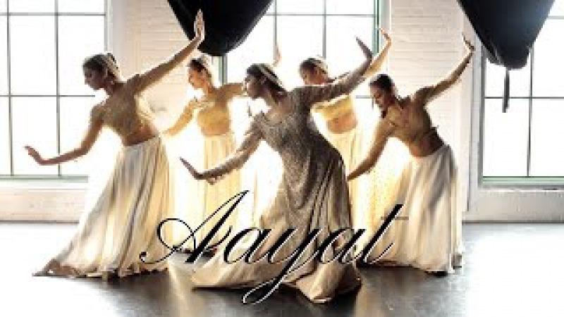 Aayat Dance | Bajirao Mastani | Indian Classical (Kathak) Contemporary Fusion Choreography