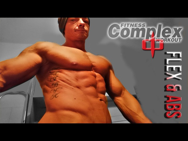 Flex Abs | Core Lats Training | Fitness Complex Workout | Bodyweight Routine