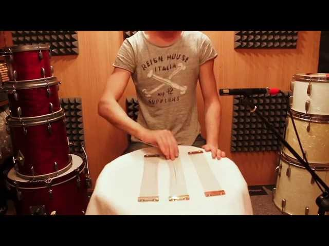 Snare wires test - Taken from on line streaming video