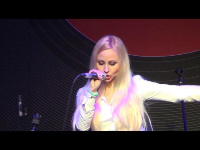 группа Леди (Юля Шереметьева) выступление в клубе Mezzo Forte (полная версия)