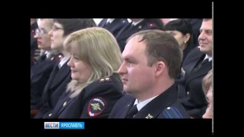 Губернатор Дмитрий Миронов поздравил сотрудников транспортной полиции с профессиональным праздником