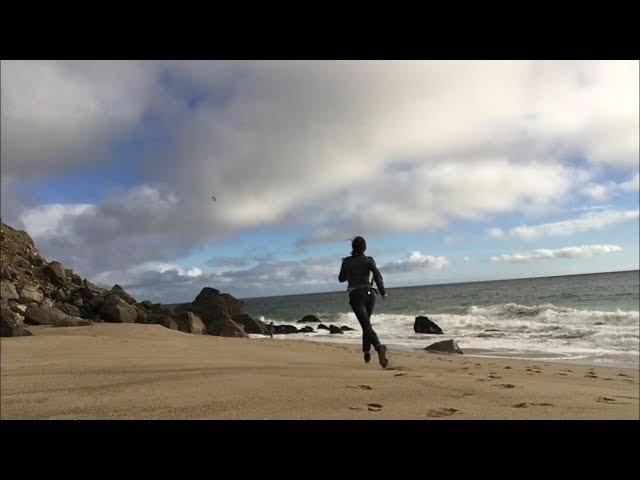 Горы Океан Южная Калифорния природа