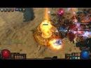 Path of Exile 4 призрака 9 зомби аниматрон голем