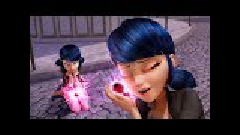 Miraculous Ladybug Speededit: Tikki, no! Don't leave me! | Marinette loses her kwami...